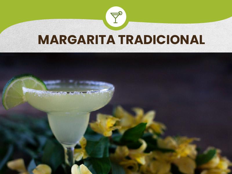 Como preparar una Margarita Tradicional