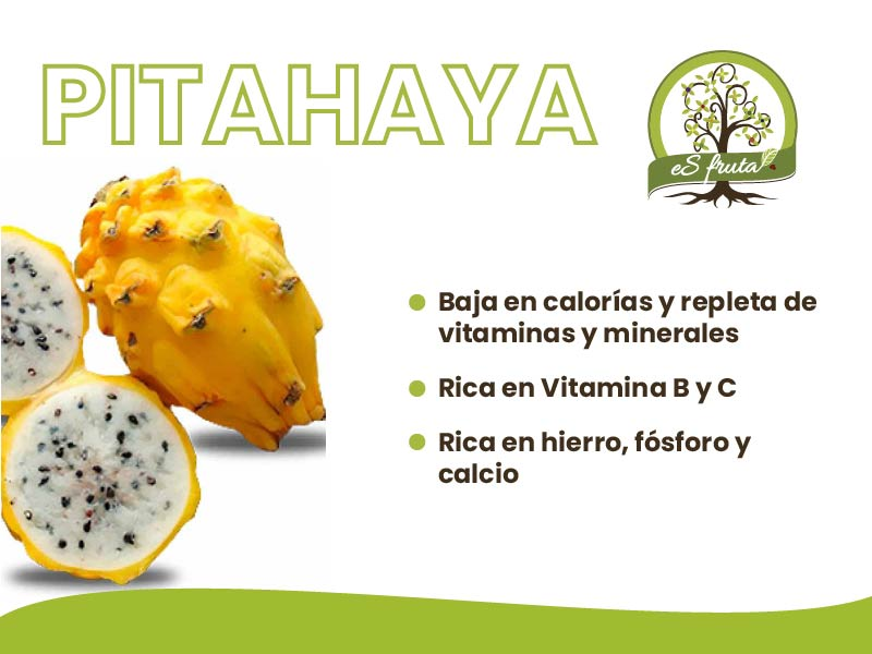 Do you know what are the benefits of Pitahaya?