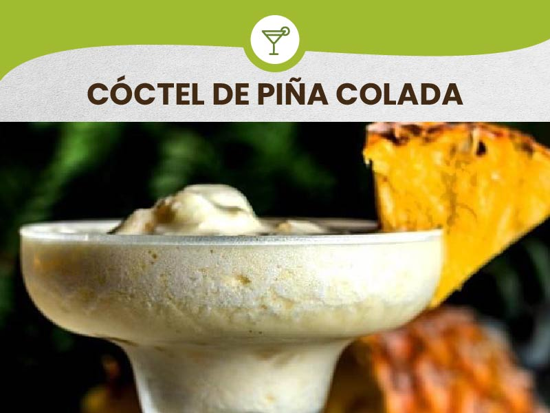 How to prepare Piña Colada