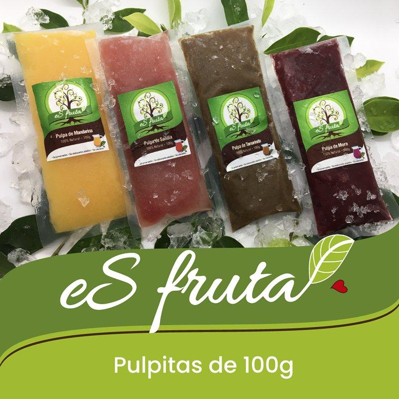 Pulpas de Fruta - Pulpitas