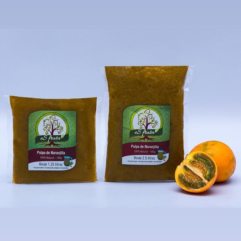 Naranjilla Pulp