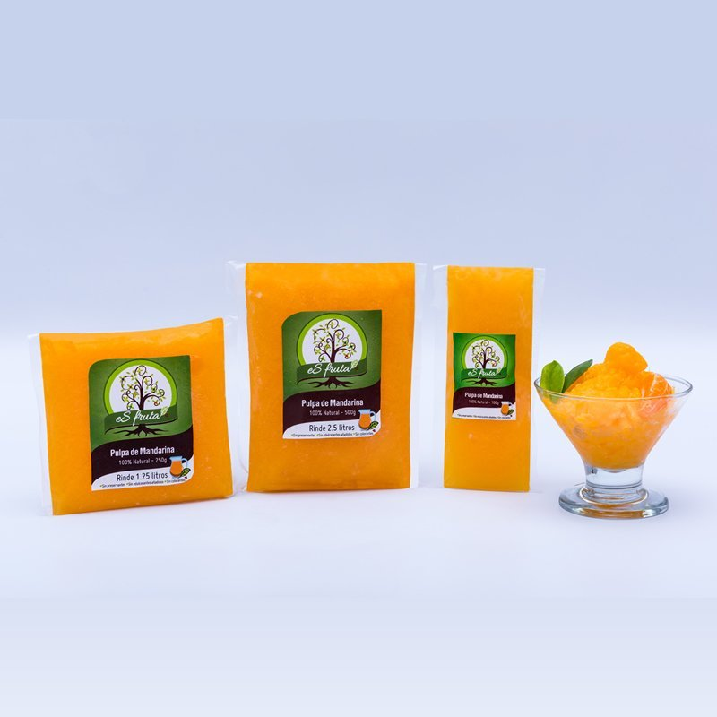 Tangerine Pulp