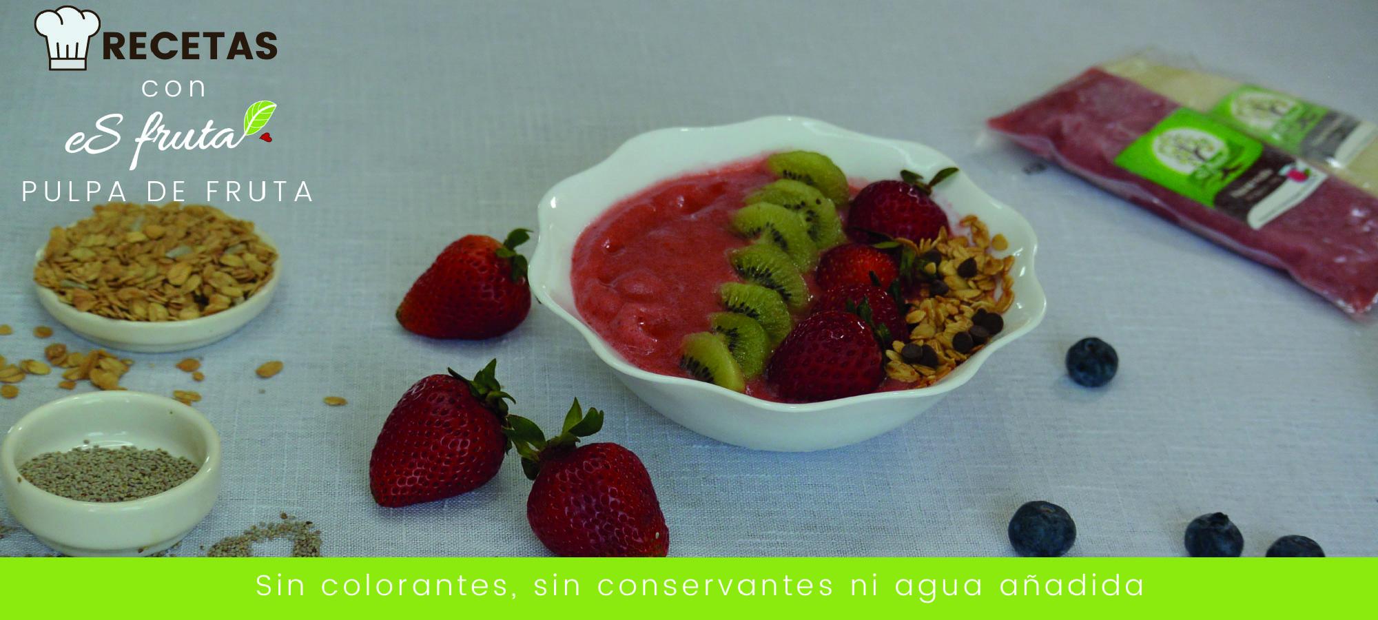 Recetas con Pulpa de Fruta Esfruta